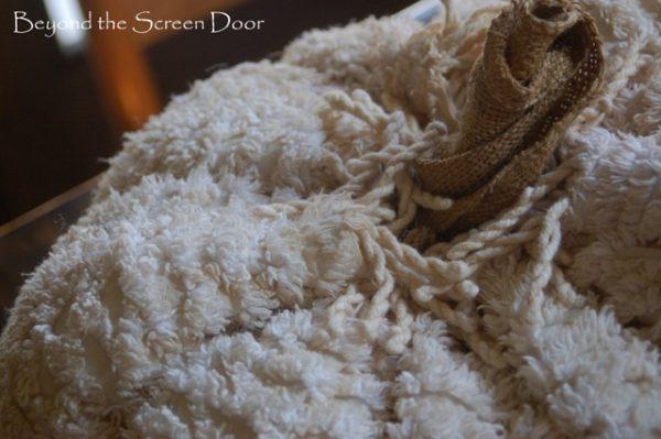 Fabric Cinderella Pumpkins