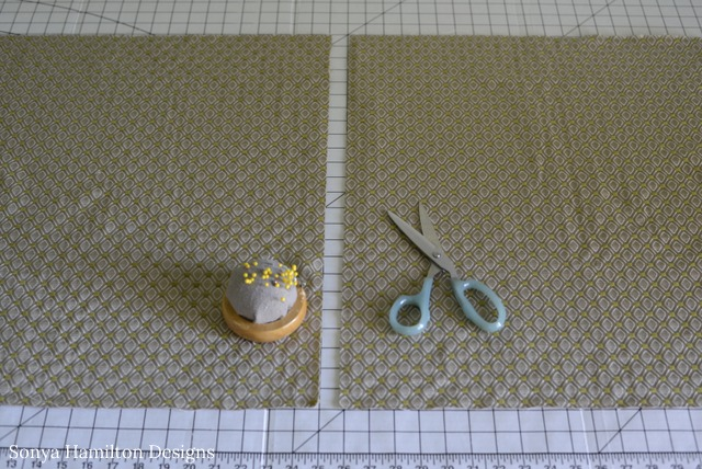 flange pillow tutorial