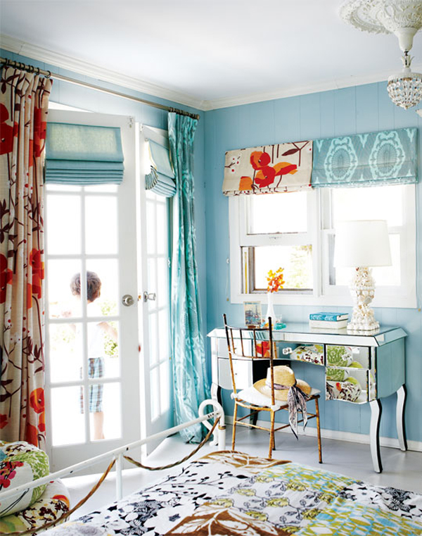The Ultimate In Mismatched Window Treatments Sonya Hamilton Designs